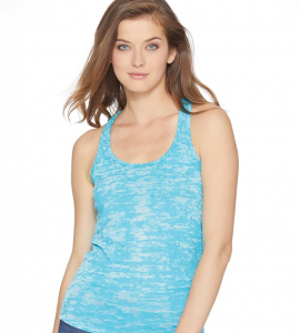 Next Level Ladies Burnout Racerback Tank 6533