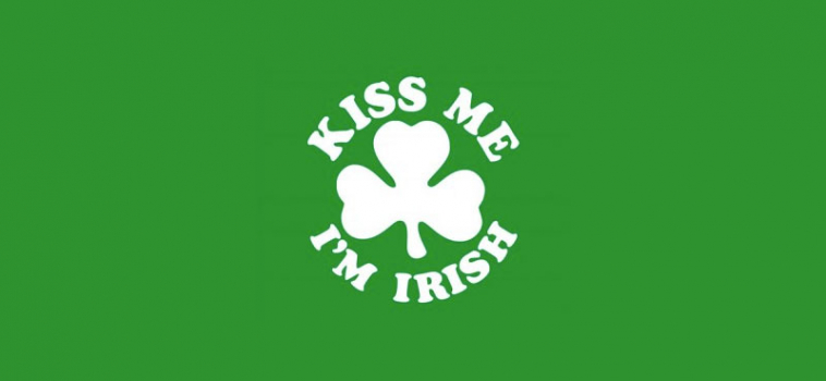 Kiss My Irish Newsletter